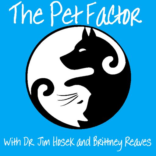 Cover art for podcast The Pet Factor