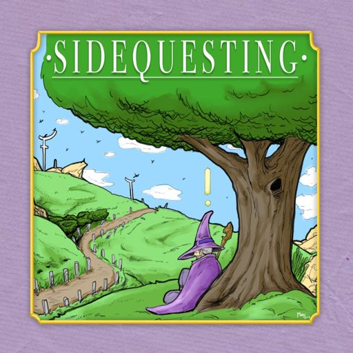 Cover art for podcast Sidequesting