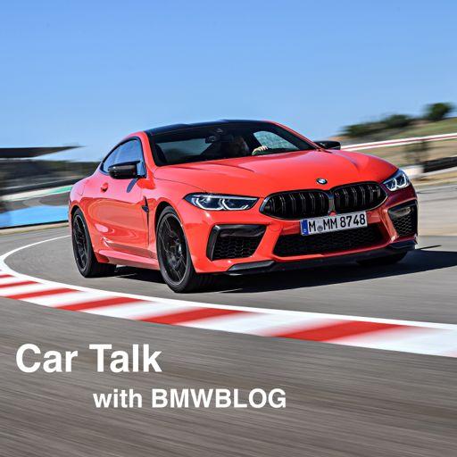 Cover art for podcast BMWBLOG Podcast