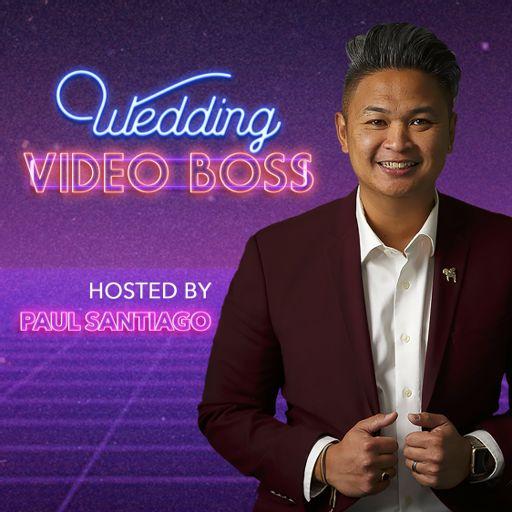 Cover art for podcast Wedding Video Boss