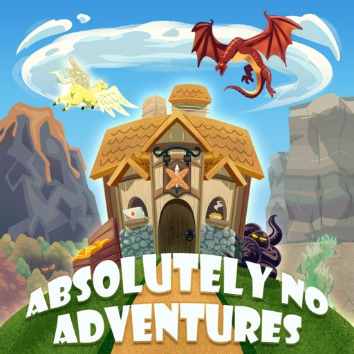 Cover art for podcast Absolutely No Adventures