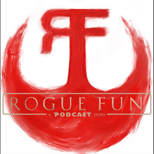 Cover art for podcast Rogue Fun: A Podcast Story