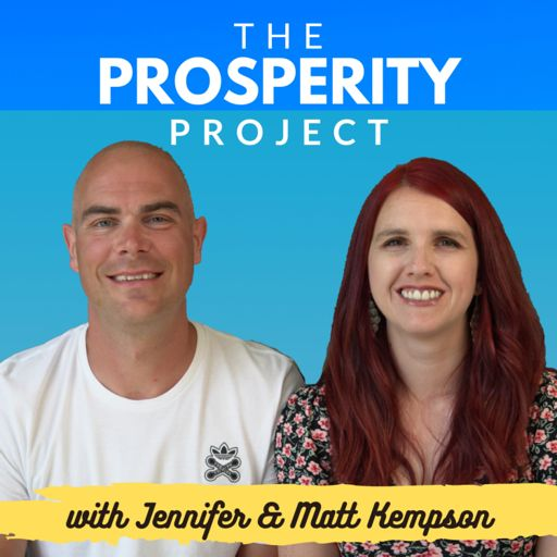 Cover art for podcast The Prosperity Project