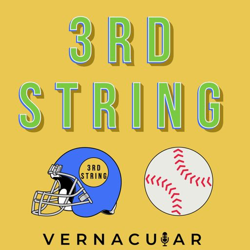 Cover art for podcast Third String