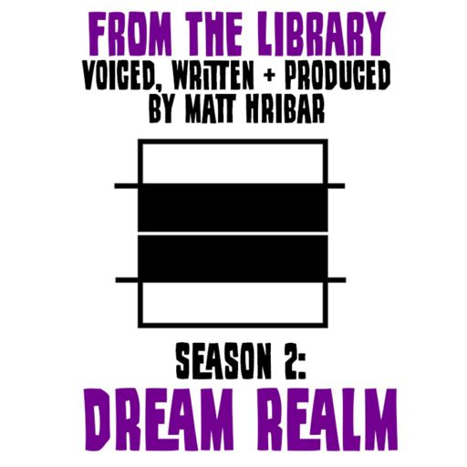 Cover art for podcast From The Library
