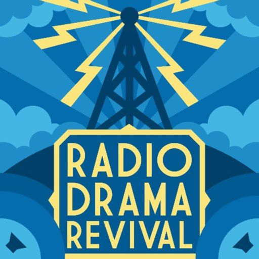 Cover art for podcast Radio Drama Revival