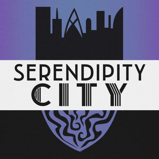 Cover art for podcast Serendipity City