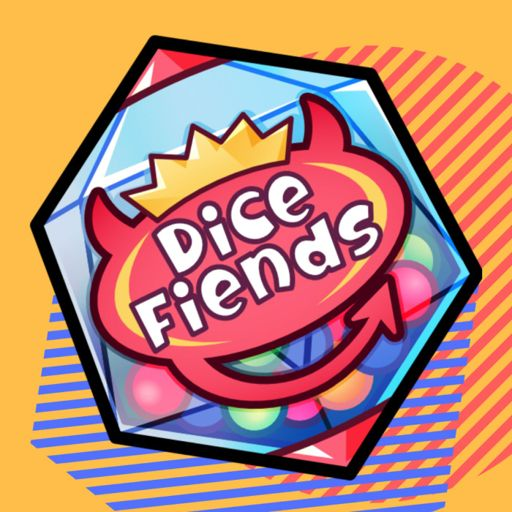 Cover art for podcast Dice Fiends