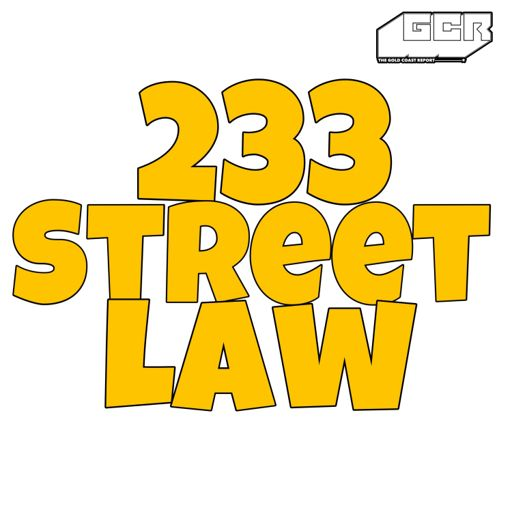 Cover art for podcast 233 Street Law