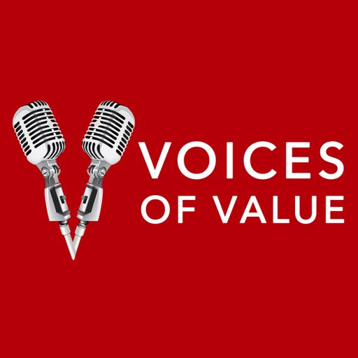 Cover art for podcast Voices of Value