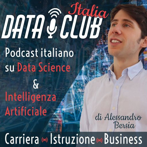 Cover art for podcast DataClub: Intelligenza Artificiale e Data Science