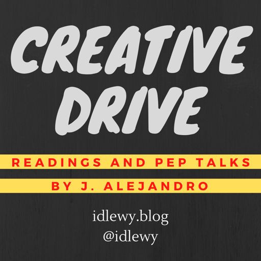 Cover art for podcast Creative Drive