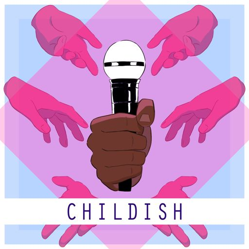 Cover art for podcast Childish: The Podcast Musical