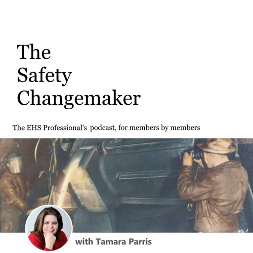 Cover art for podcast Safety Changemaker