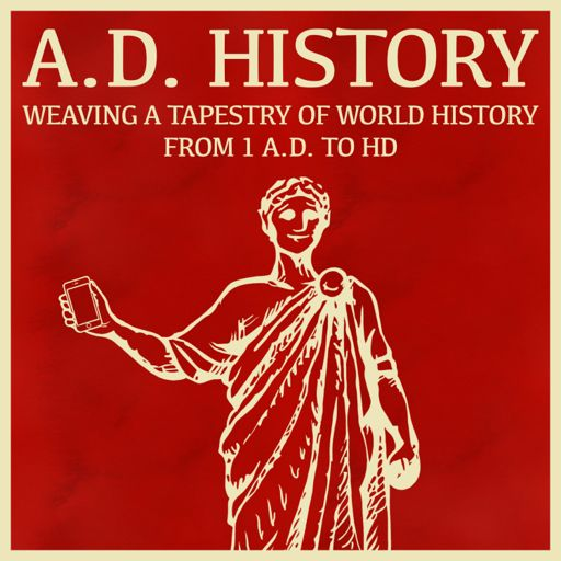 Cover art for podcast A.D. History Podcast