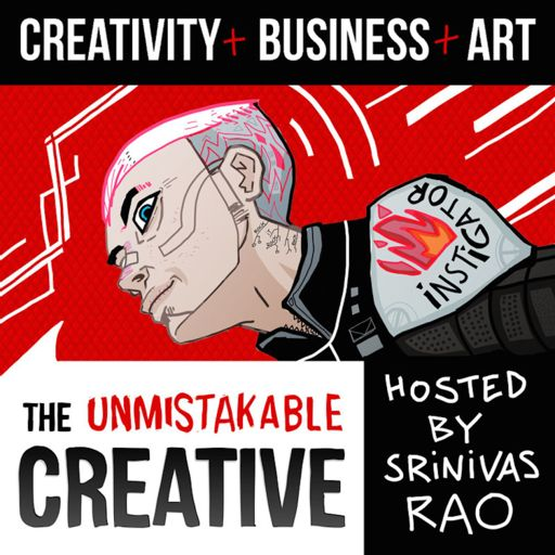 Cover art for podcast The Unmistakable Creative Podcast