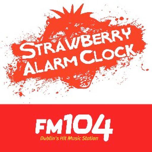 Dara O'Briain interview from FM104's Strawberry Alarm Clock