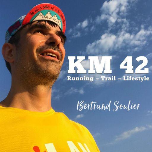 Cover art for podcast Km42 - Running - Trail - Lifestyle