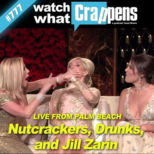 Rhony Nutcrackers Drunks And Jill Zarin Live From Palm Beach