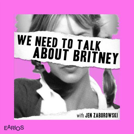 Cover art for podcast We Need to Talk About Britney
