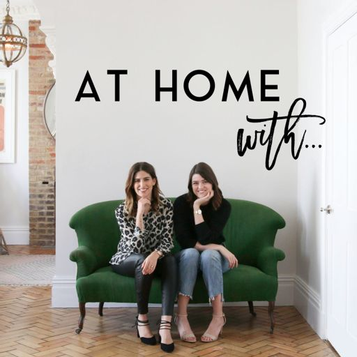 Cover art for podcast At Home With...