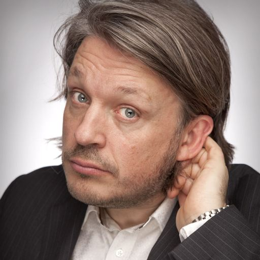 Cover art for podcast RHLSTP with Richard Herring
