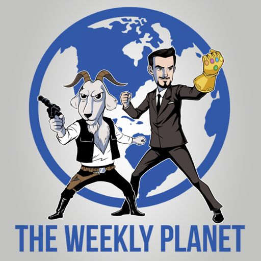 b09ed7c2614 144 Ghostbusters is...  Star Wars Celebration from The Weekly Planet on  RadioPublic