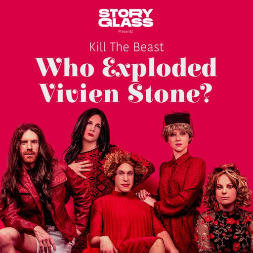 Cover art for podcast Who Exploded Vivien Stone?