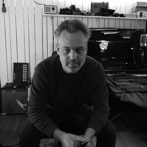 Herr Skinknäve – Henrik Schyffert from Nordmark Pod on