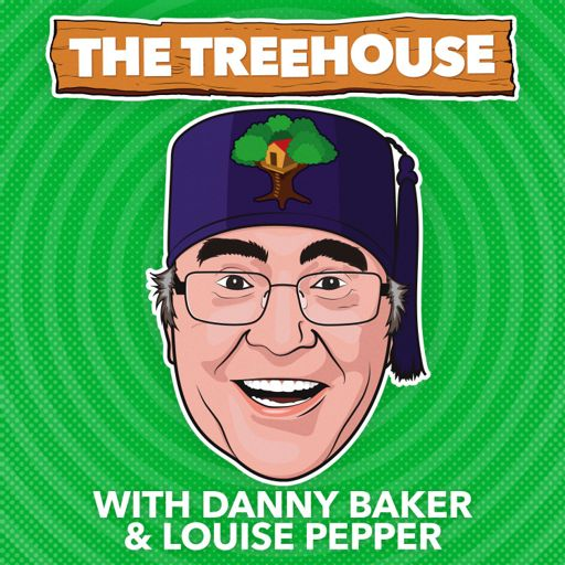 Cover art for podcast The Treehouse - with Danny Baker