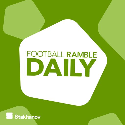 Cover art for podcast Football Ramble Daily