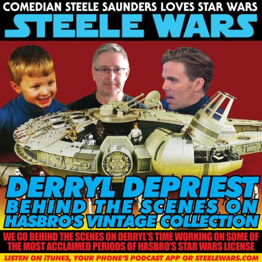 Live Call In Show – Ep 47 : The Star Wars Minute's Pete