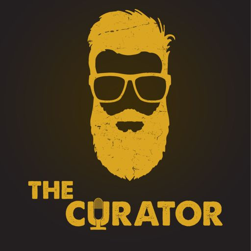 Cover art for podcast The Curator Podcast