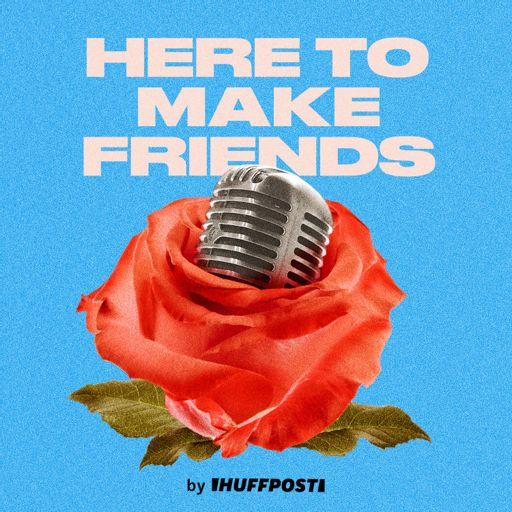 Cover art for podcast Here To Make Friends - A Bachelor Recap Show