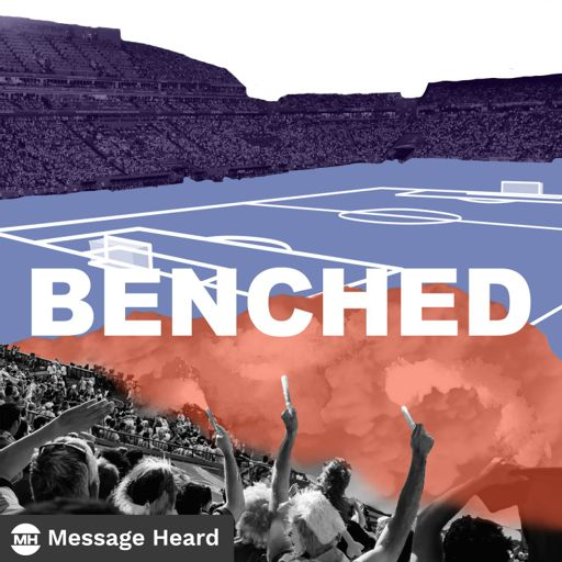 Cover art for podcast BENCHED
