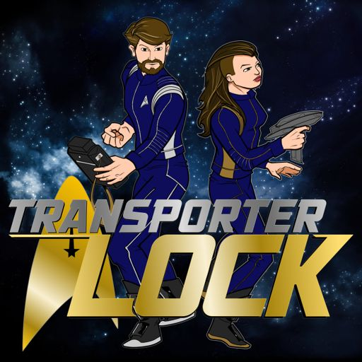 Cover art for podcast Transporter Lock - A Star Trek: Discovery podcast