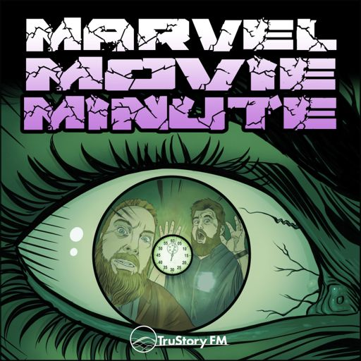 Cover art for podcast Marvel Movie Minute