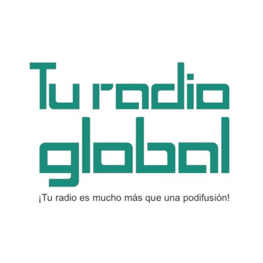 Cover art for podcast Tu radio global, Turadioglobal.com