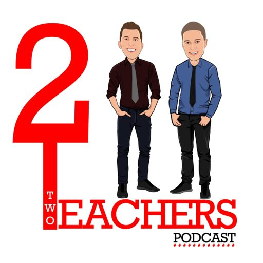 Cover art for podcast Two Teachers