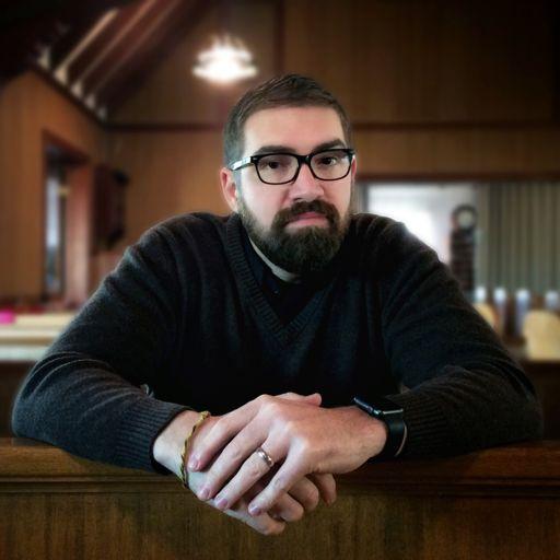 Cover art for podcast Sermons by Rev. Tyrel Bramwell