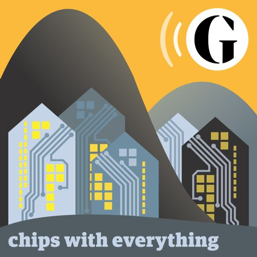 Riding the airwaves of pirate radio: Chips with Everything