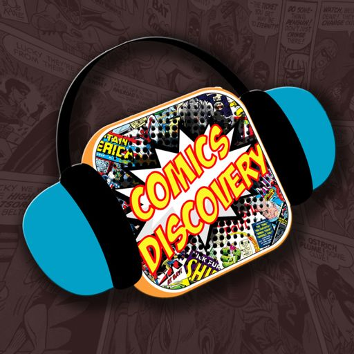 Cover art for podcast ComicsDiscovery