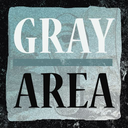 Cover art for podcast Gray Area