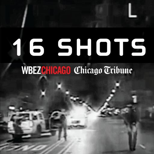 Cover art for podcast 16 Shots