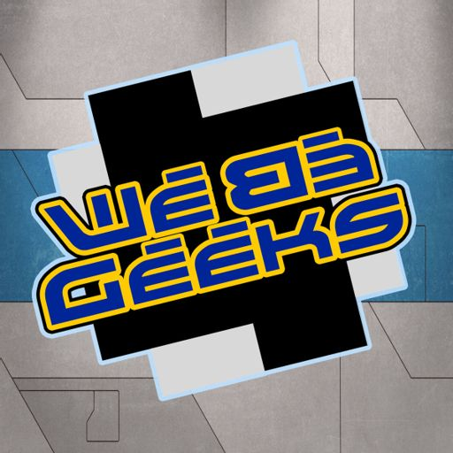 Cover art for podcast We Be Geeks