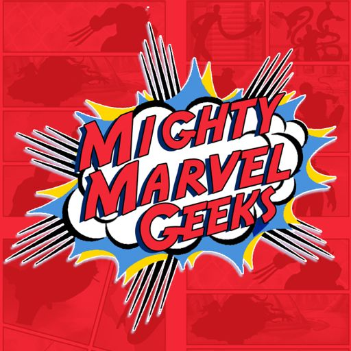 Cover art for podcast Mighty Marvel Geeks