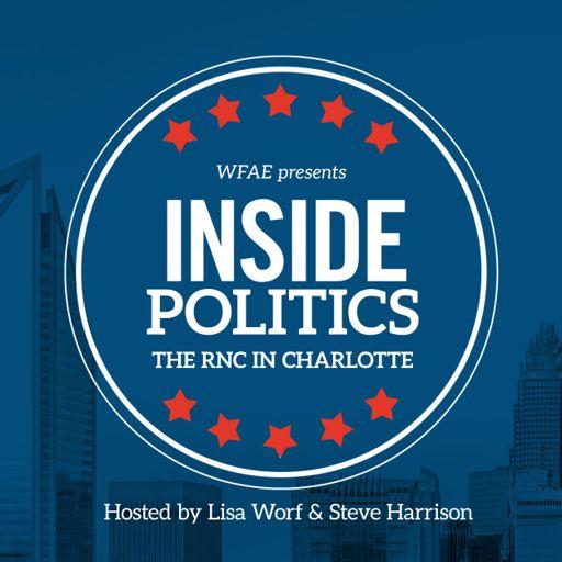 Cover art for podcast Inside Politics