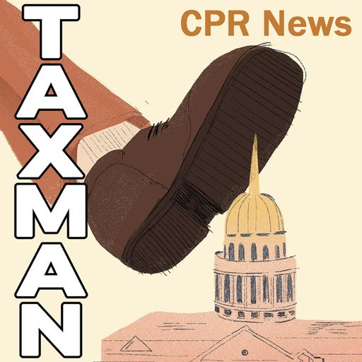 Cover art for podcast The Taxman