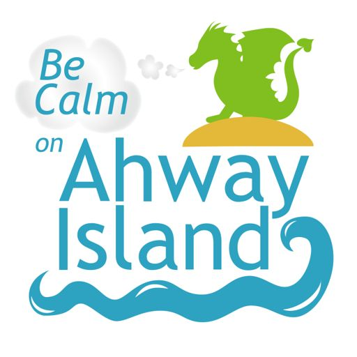Cover art for podcast Be Calm on Ahway Island Bedtime Stories