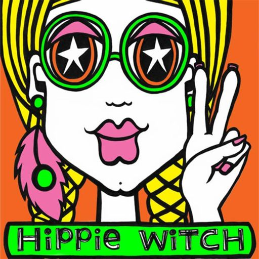 Cover art for podcast HiPPiE WiTCH : Magick For A New Age